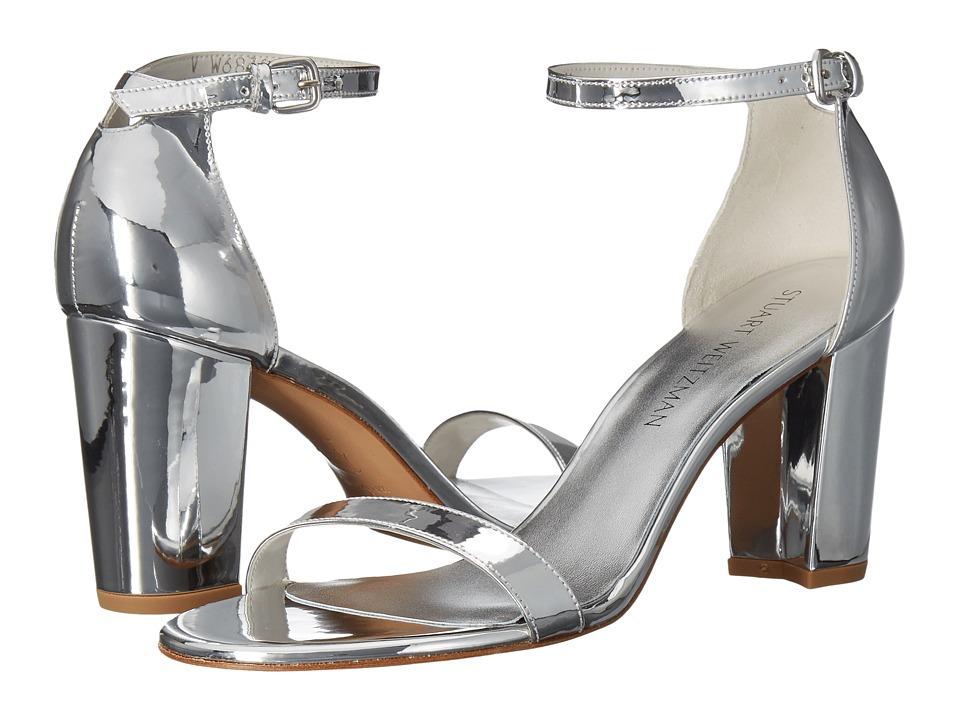 Stuart Weitzman - Nearlynude (Tin Glass) Women's Shoes
