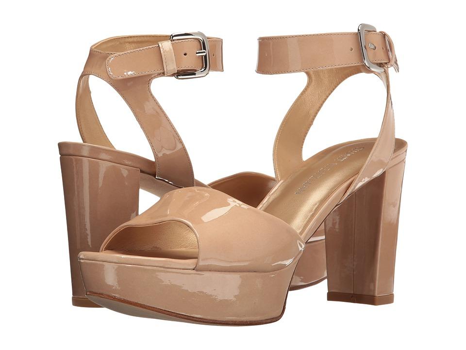 Stuart Weitzman - Realdeal (Naked Aniline) Women's Wedge Shoes