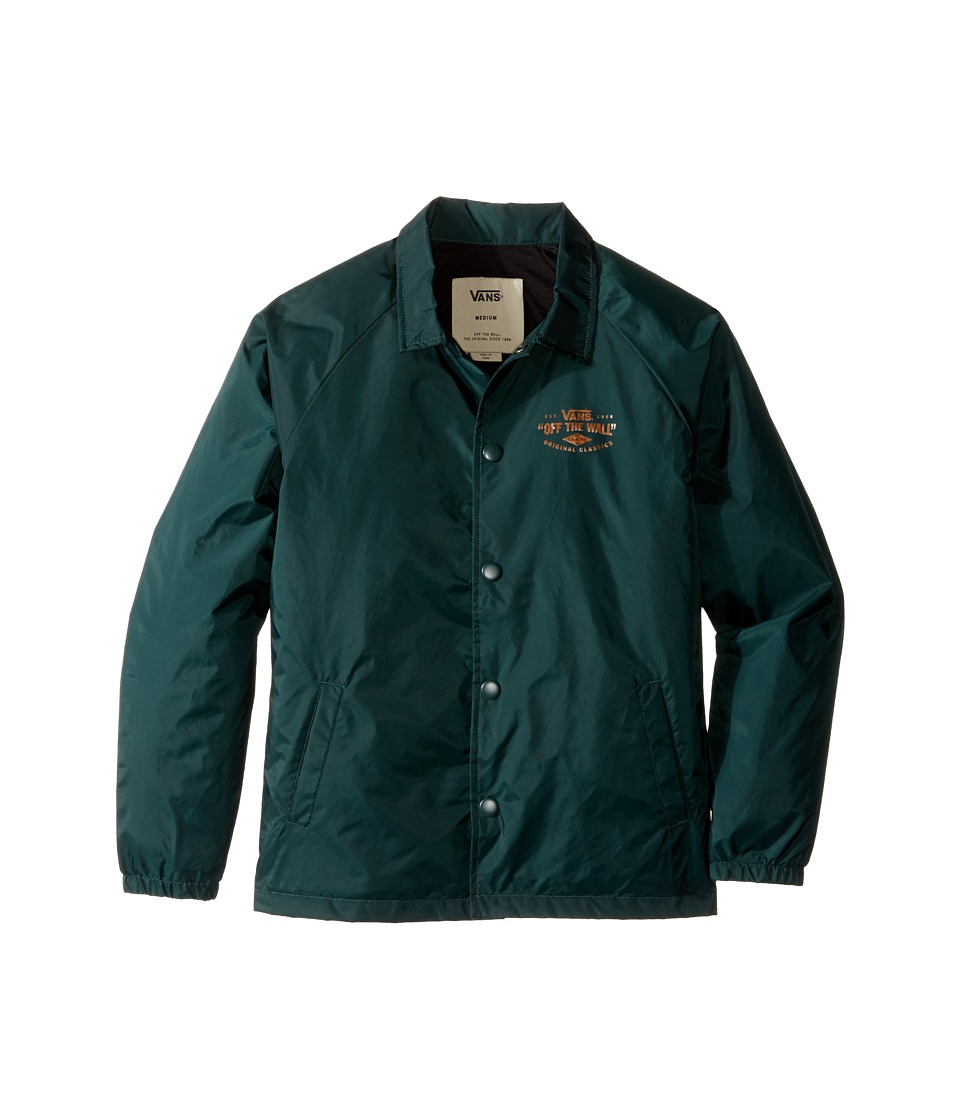 Vans Kids - Torrey (Big Kids) (Green Gables) Boy's Coat