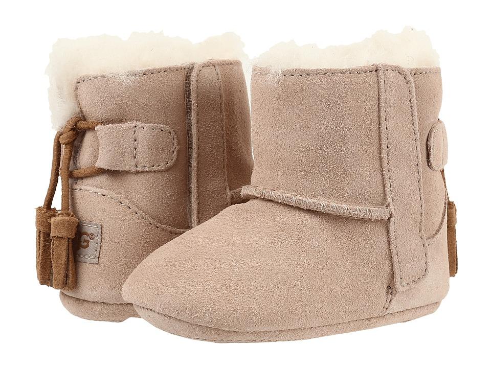 UGG Kids Zayden Tassel (Infant/Toddler) (Horchata) Girls Shoes