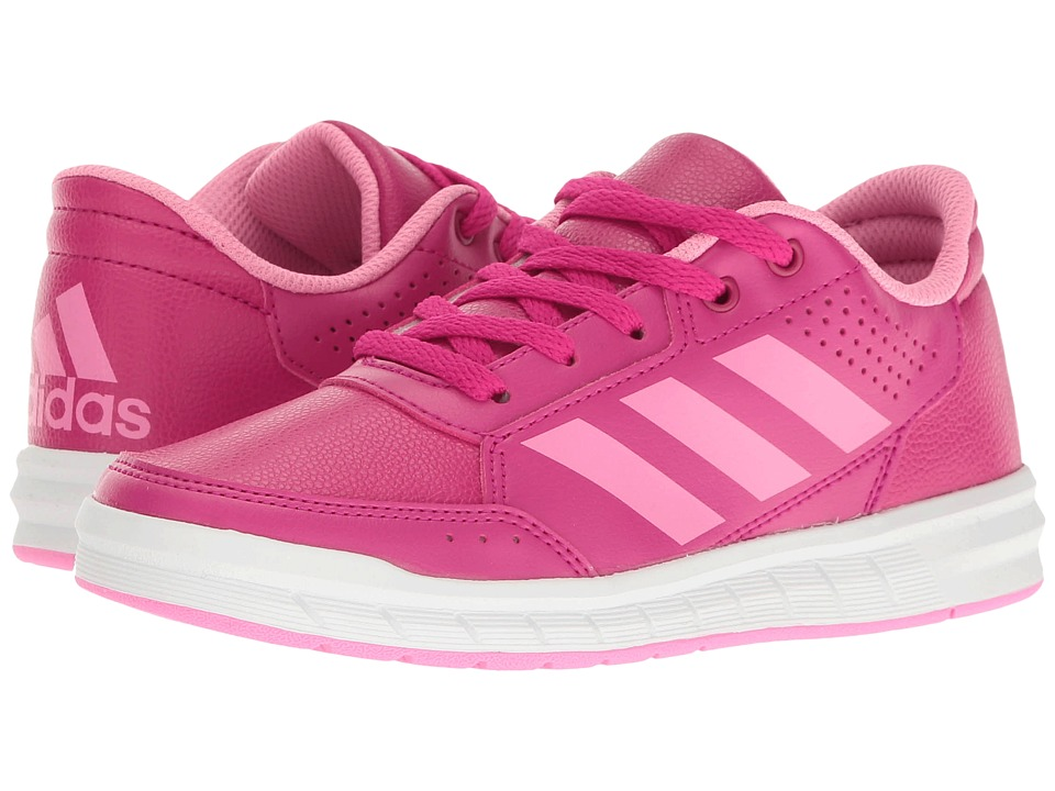 adidas Kids - AltaSport (Little Kid/Big Kid) (Bold Pink/Easy Pink/White) Girls Shoes