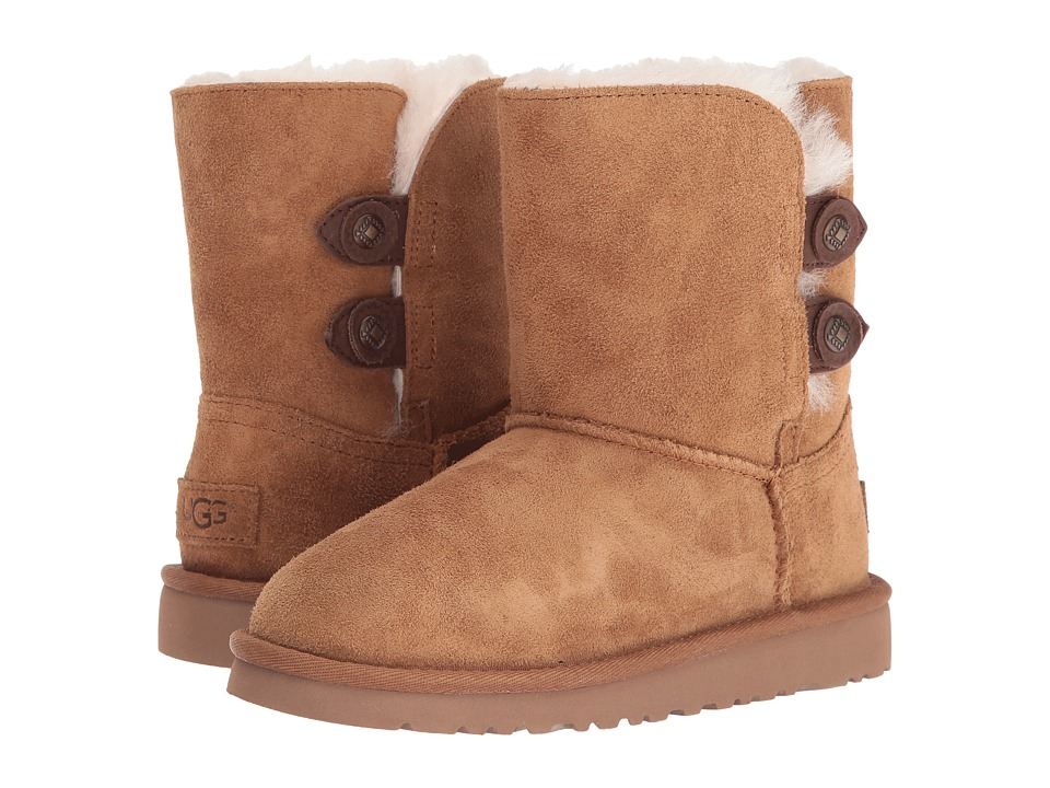 UGG Kids - Maybin (Little Kid/Big Kid) (Chestnut) Girls Shoes