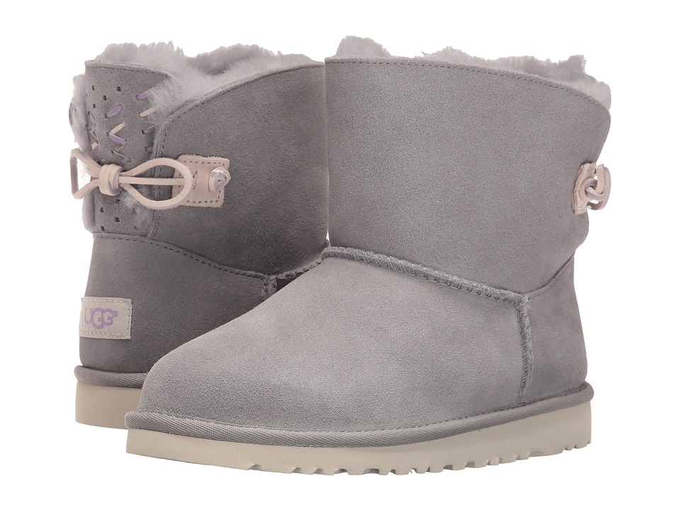 UGG Kids - Adoria Tehuano (Big Kid) (Pencil Lead) Girls Shoes