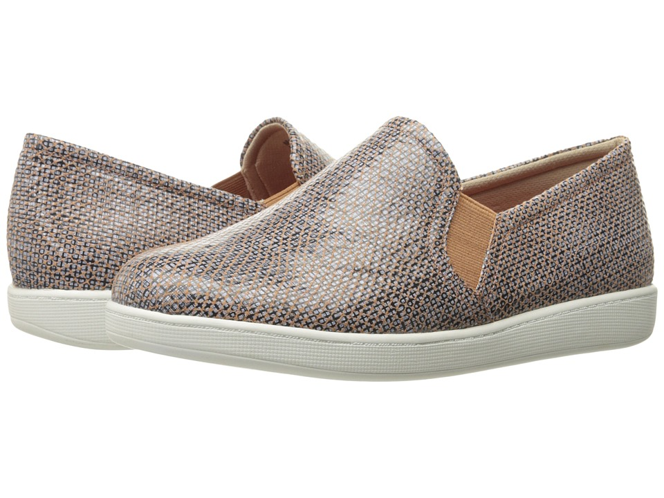 Trotters - Americana (Taupe/Tan) Women's Slip on Shoes