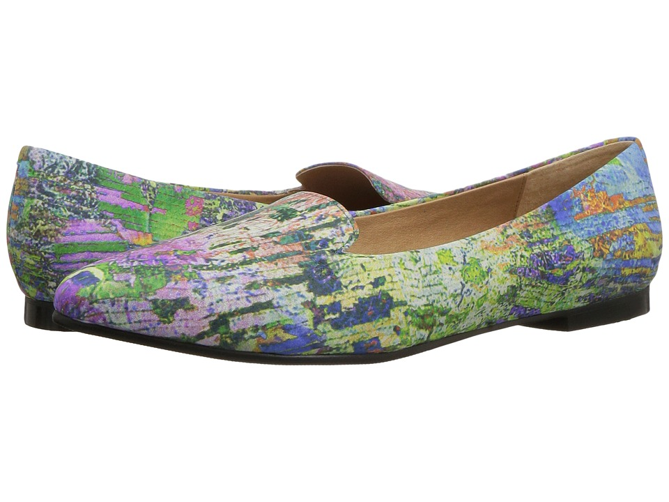 Trotters - Harlowe (Monet Multi) Women's Flat Shoes