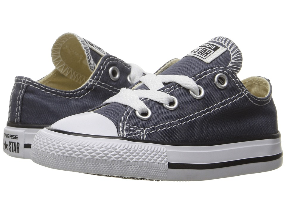 Converse Kids - Chuck Taylor All Star Ox (Infant/Toddler) (Sharkskin) Kids Shoes
