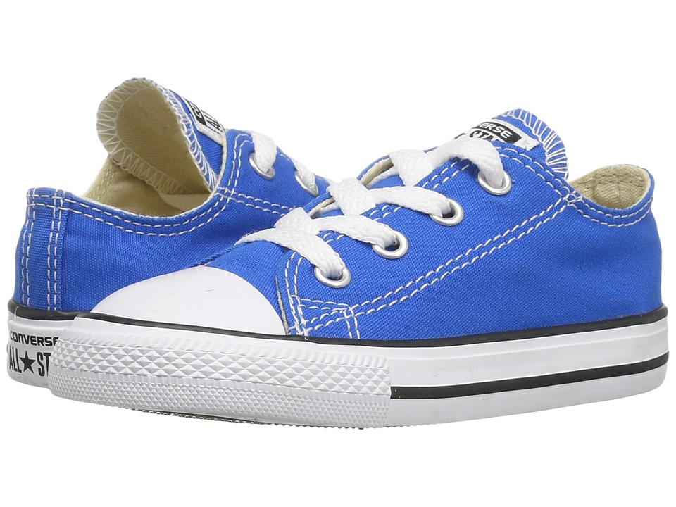 Converse Kids - Chuck Taylor All Star Ox (Infant/Toddler) (Soar) Kids Shoes