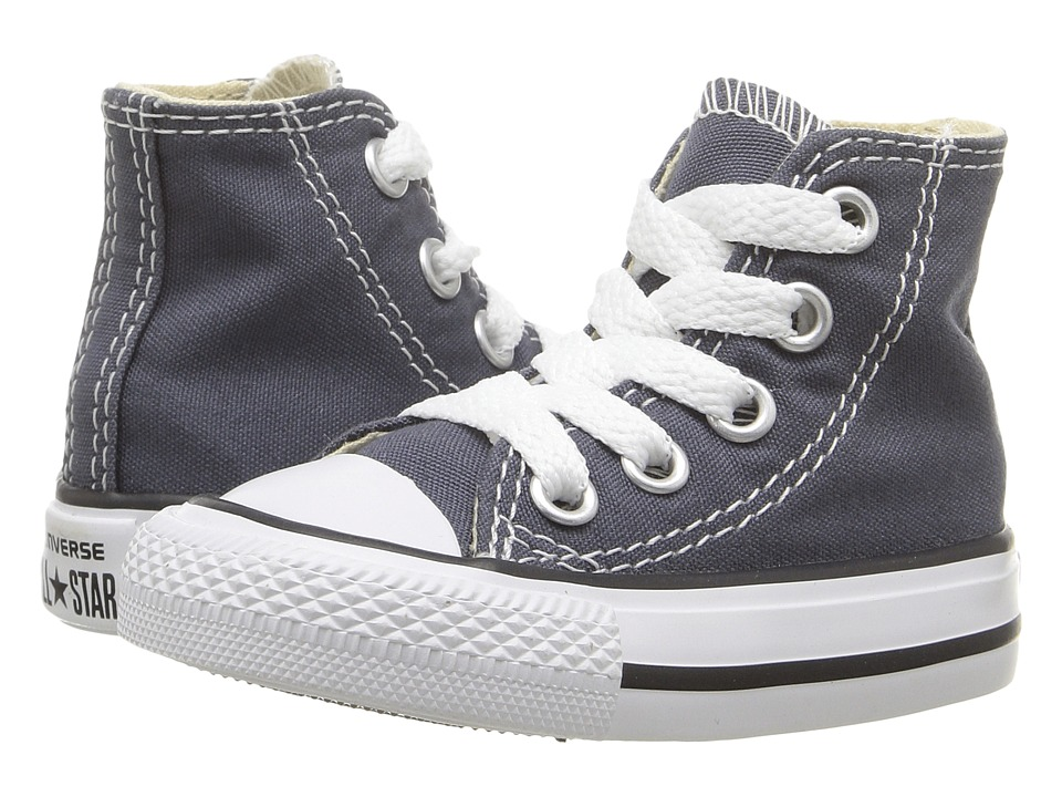 Converse Kids - Chuck Taylor All Star Hi (Infant/Toddler) (Sharkskin) Kids Shoes