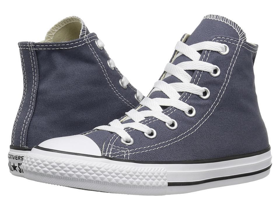 Converse Kids Chuck Taylor All Star Hi (Little Kid) (Sharkskin) Kids Shoes