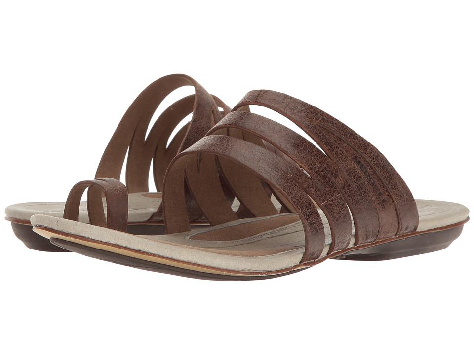 Merrell - Solstice Slice (Clove) Women's Sandals