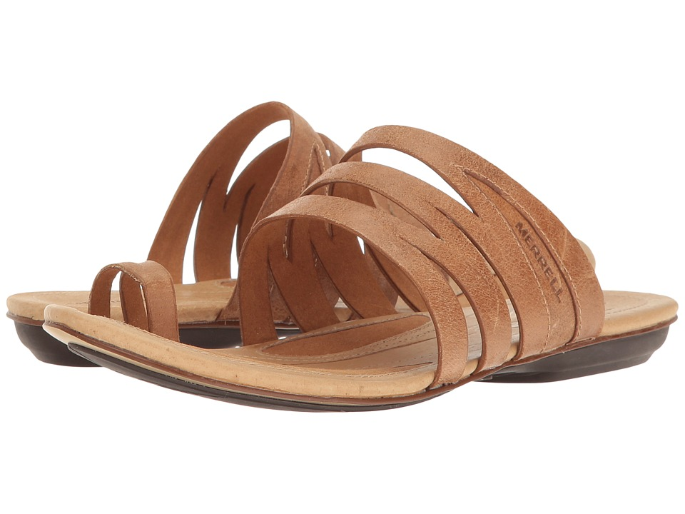 Merrell - Solstice Slice (Fawn) Women's Sandals