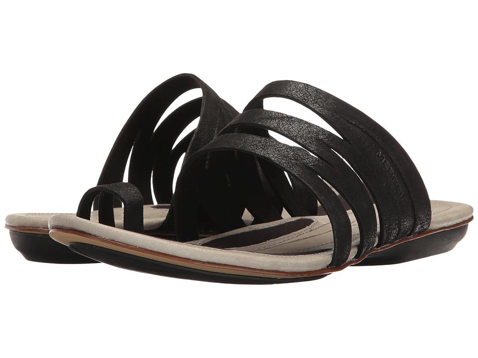 Merrell - Solstice Slice (Black) Women's Sandals