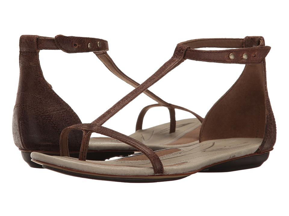 Merrell - Solstice T-Strap (Clove) Women's Sandals