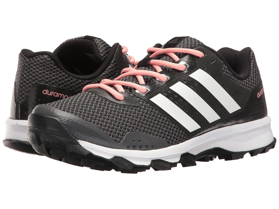 adidas - Duramo 7 Trail (Utility Black/Chalk White/Still Breeze) Women's Running Shoes