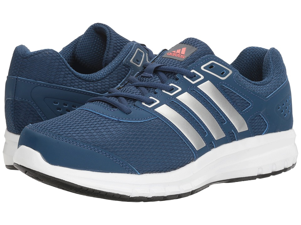 adidas Duramo (Mystery Blue/Silver Metallic/Footwear White) Men