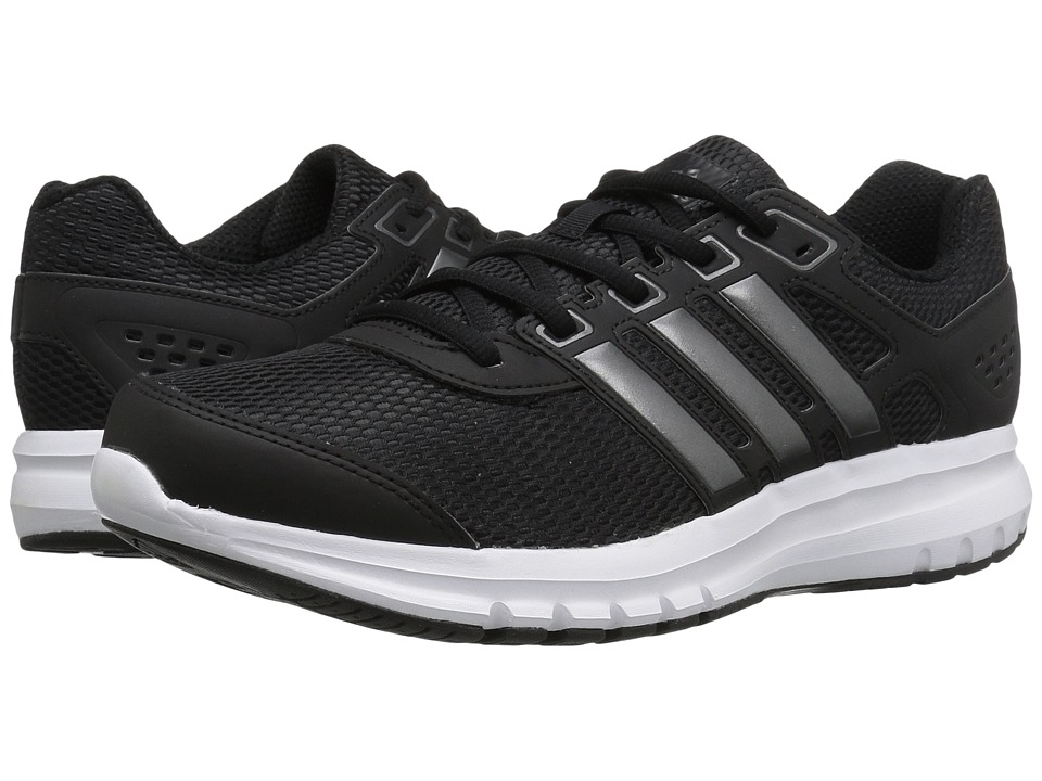 adidas - Duramo (Core Black/Iron Metallic/Footwear White) Men's Running Shoes