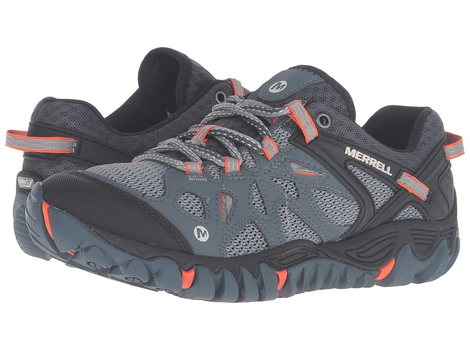 Merrell - All Out Blaze Aero Sport (Dark Slate) Women's Shoes