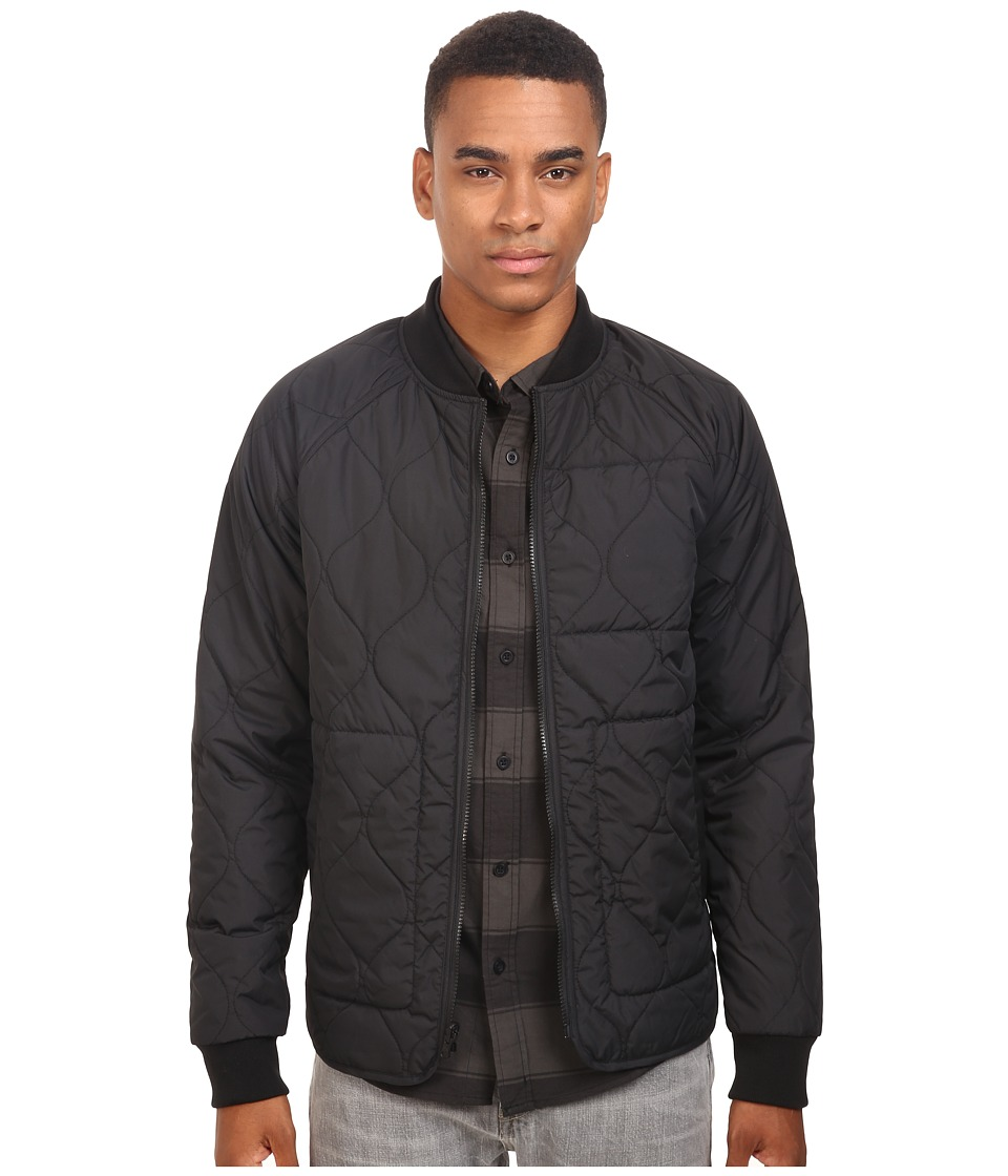 Tavik - Nomad Jacket (Black) Men's Coat