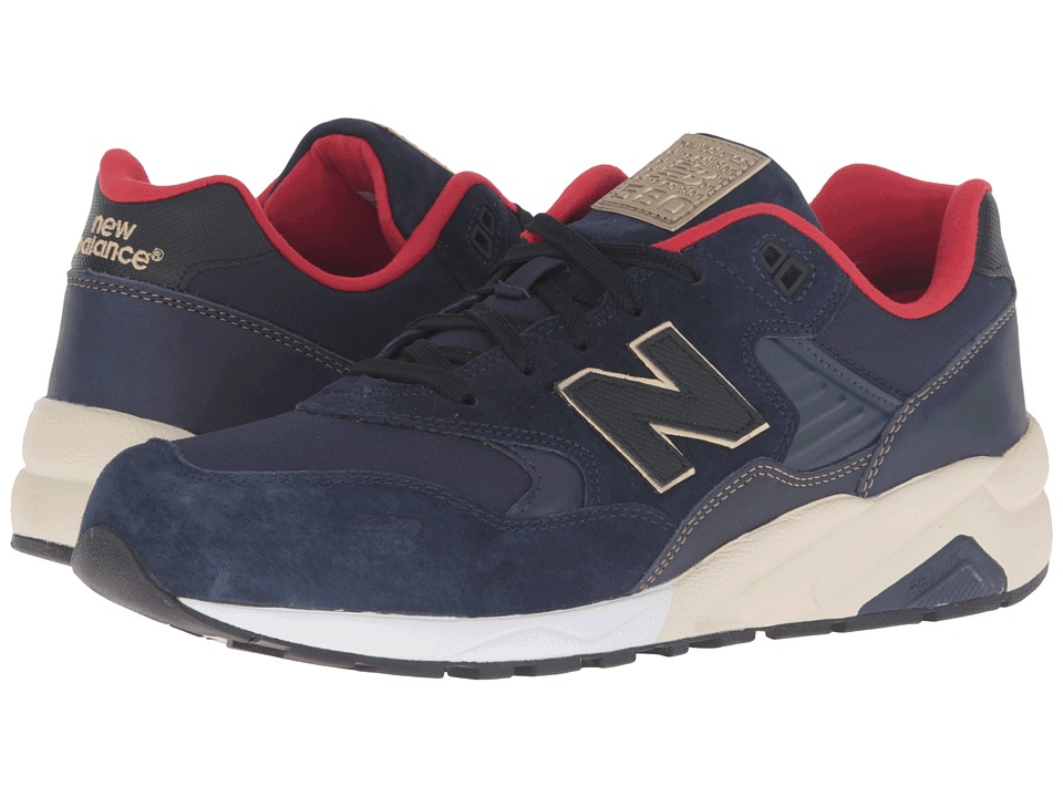 New Balance - MRT580 (Navy) Men's Shoes