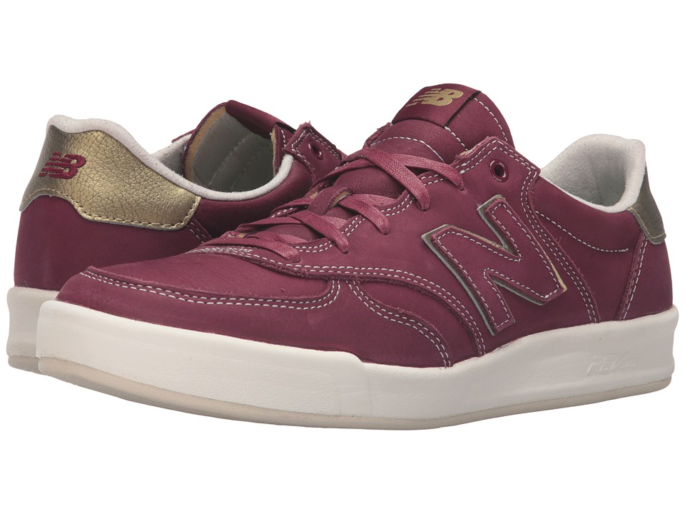 New Balance - CRT300 (Red/Garnet/White) Men