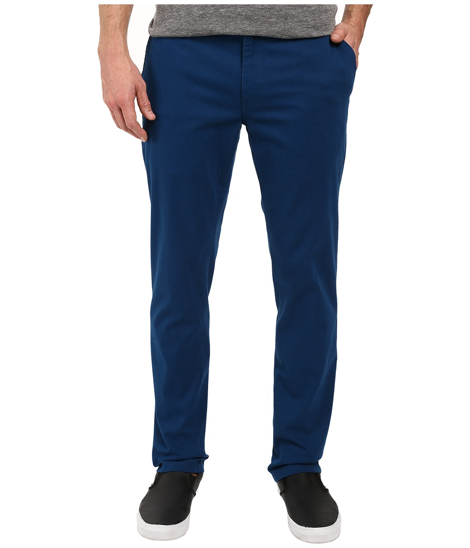 Tavik - Basin Pants (Blue) Men's Clothing