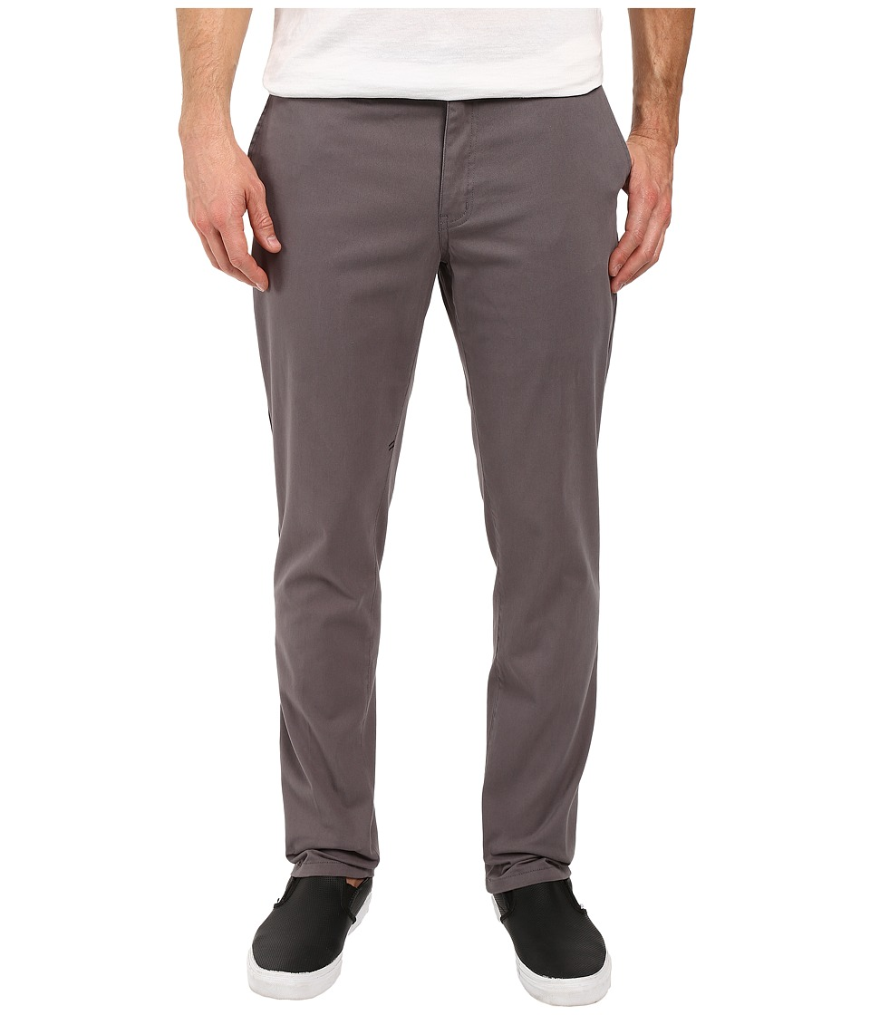 Tavik - Basin Pants (Grey) Men's Clothing