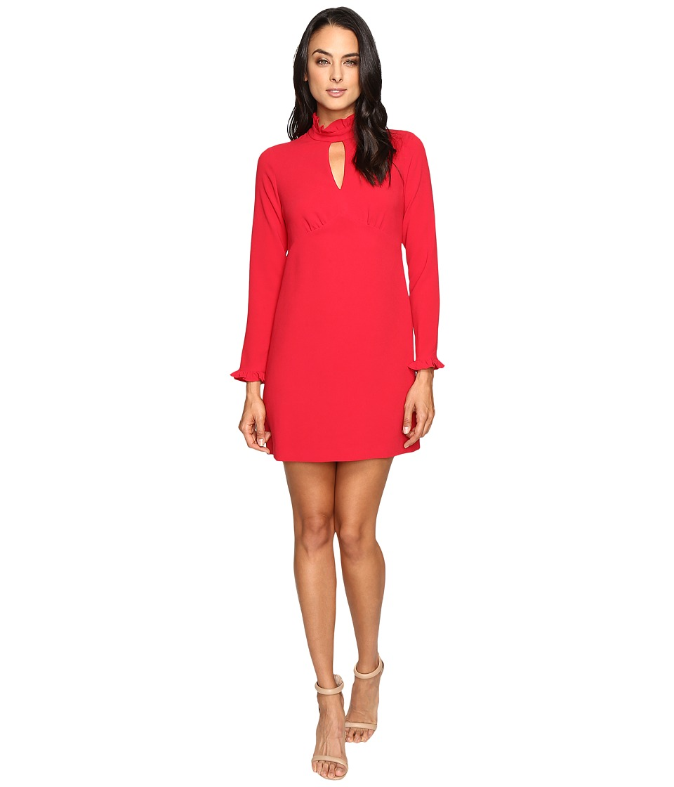 Shoshanna - Melody Dress (Ruby) Women's Dress