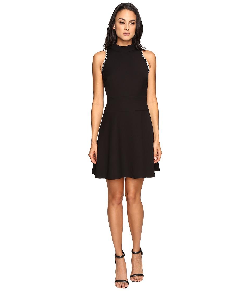 Shoshanna Delancey Dress (Jet) Women