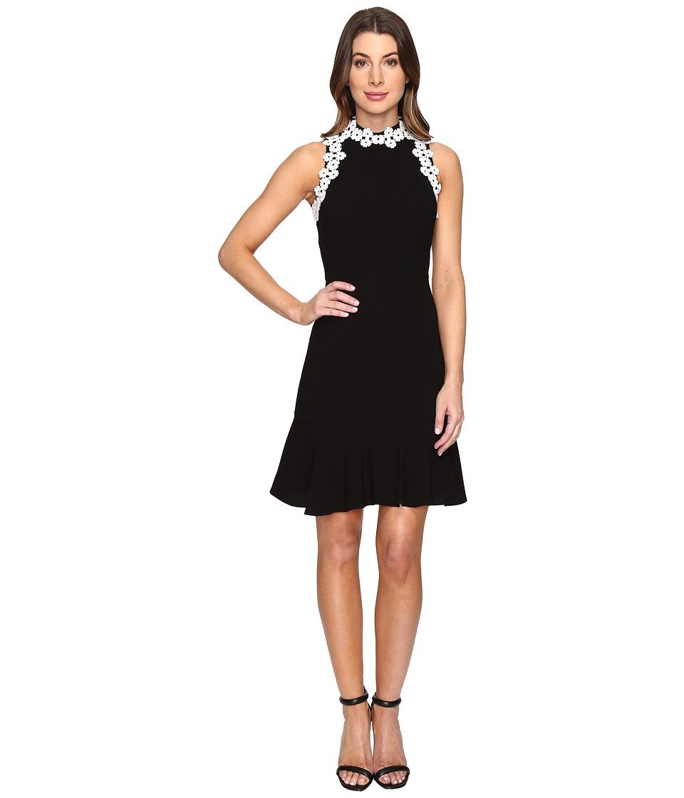 Shoshanna - York Dress (Jet) Women's Dress