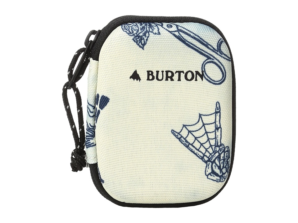 Burton - The Kit (Freetime Tie-Dye Print) Travel Pouch