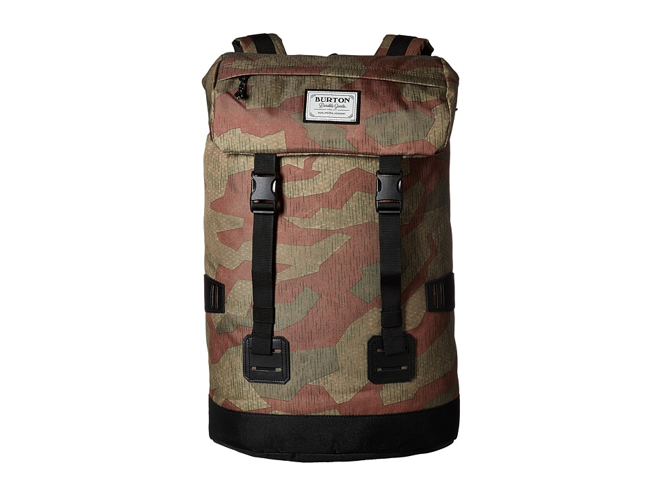 Burton - Tinder Pack (Splinter Camo Print) Backpack Bags