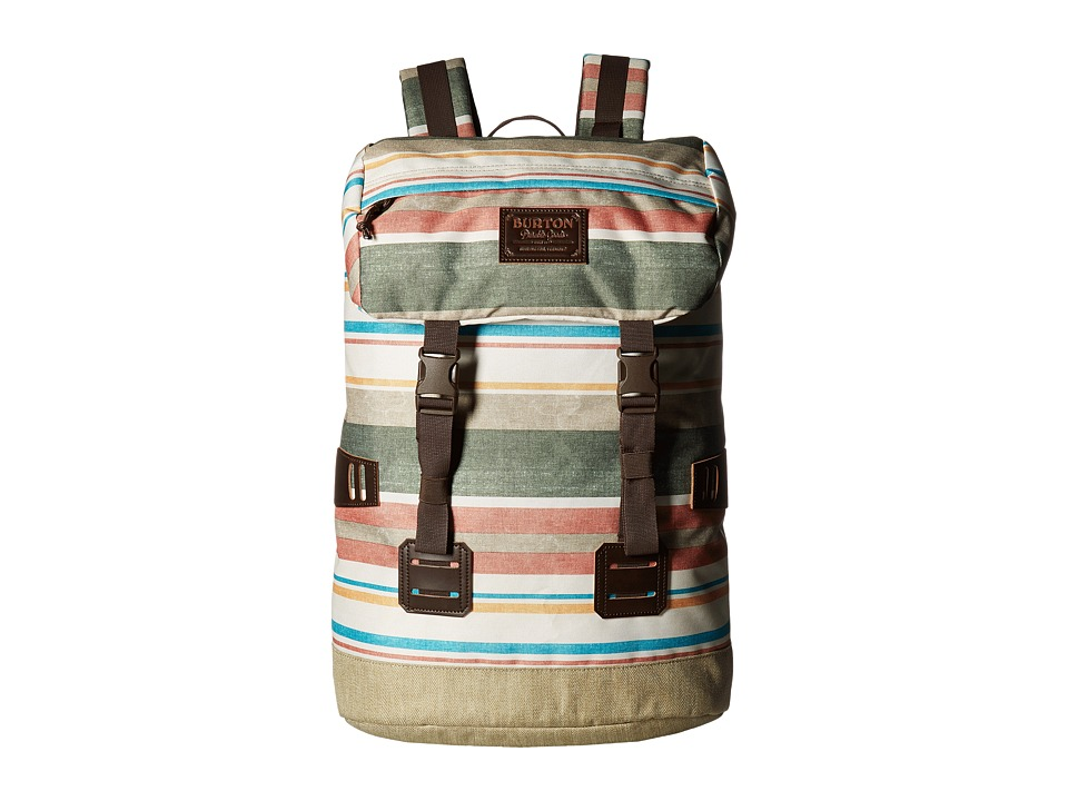 Burton - Tinder Pack (Rancher Stripe Print) Backpack Bags