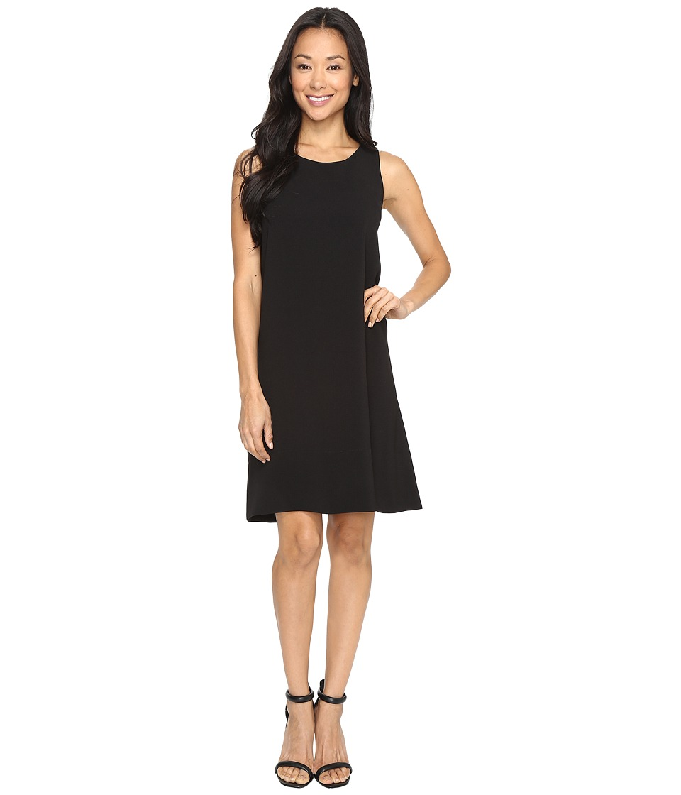 Lilla P - Sleeveless Dress (Black) Women's Dress