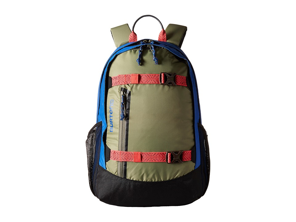 Burton - Dayhiker 25L (Lichen Flight Satin) Day Pack Bags