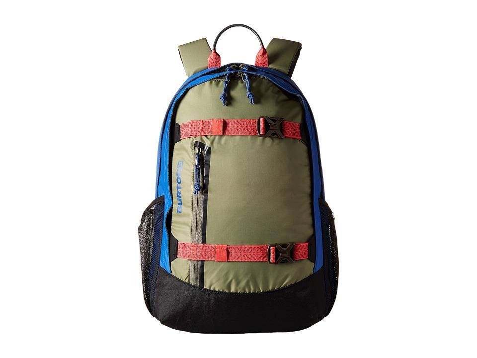 Burton - Dayhiker 25L (Lichen Flight Satin) Day Pack Bags