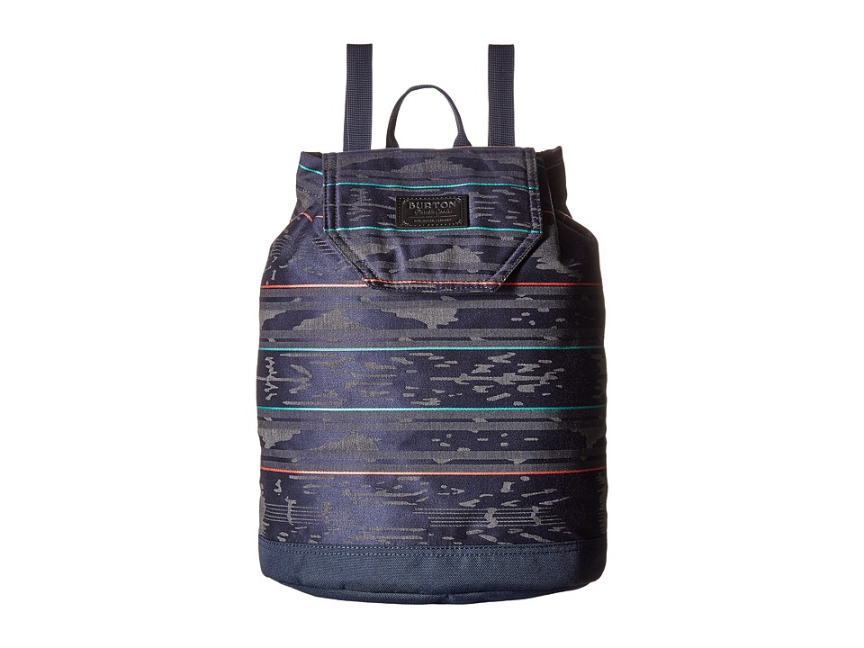Burton - Parcel Pack (Guatikat Yarn-Dye) Day Pack Bags