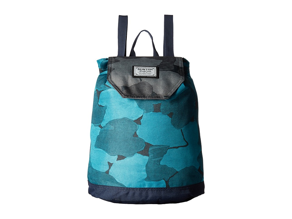 Burton - Parcel Pack (Pond Camo Print) Day Pack Bags