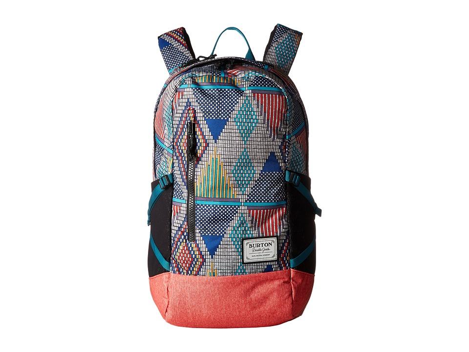 Burton - Prospect Pack (De Geo Print) Backpack Bags