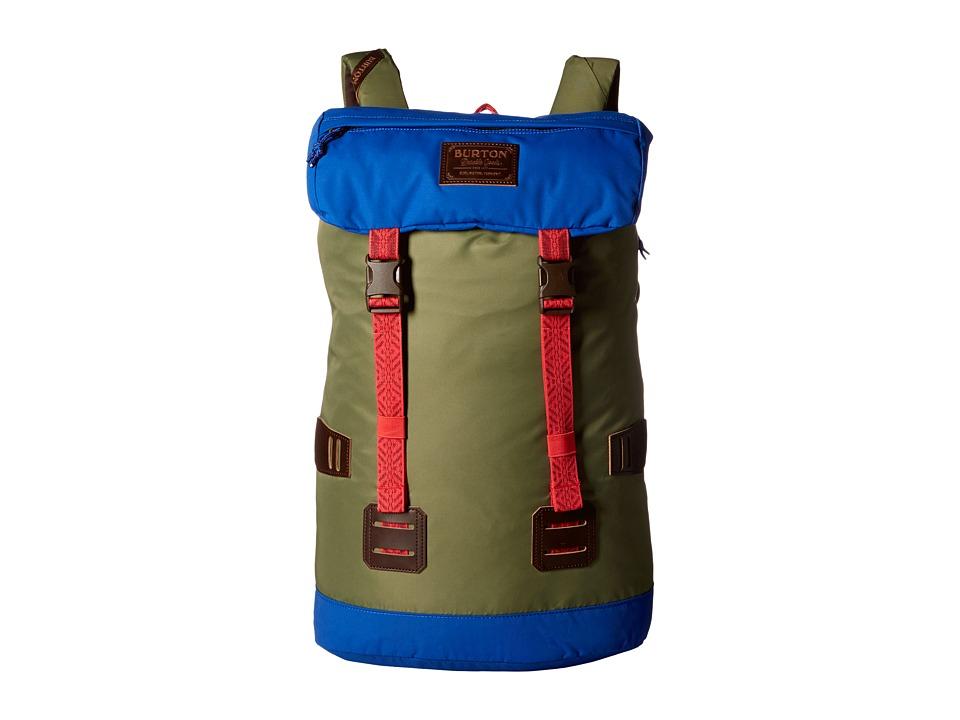 Burton - Tinder Pack (Lichen Flight Satin) Backpack Bags