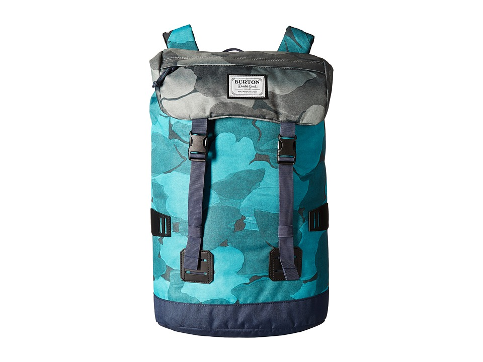 Burton - Tinder Pack (Pond Camo Print) Backpack Bags
