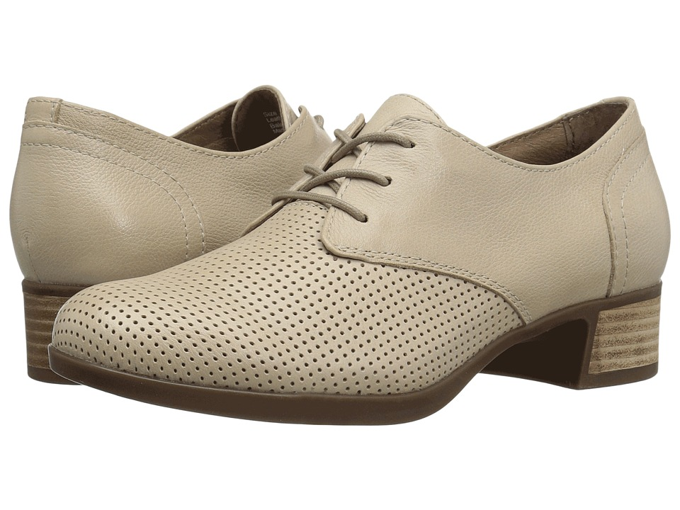 Dansko - Louise (Sand Burnished Nappa) Women's Lace up casual Shoes