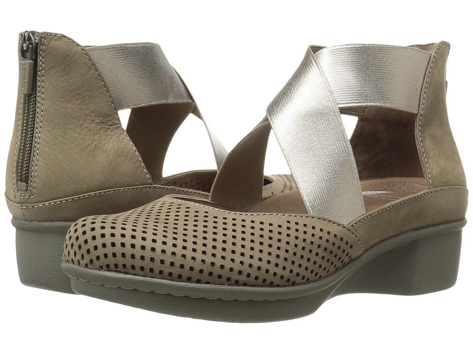 Dansko - Laura (Walnut Nubuck) Women's Shoes
