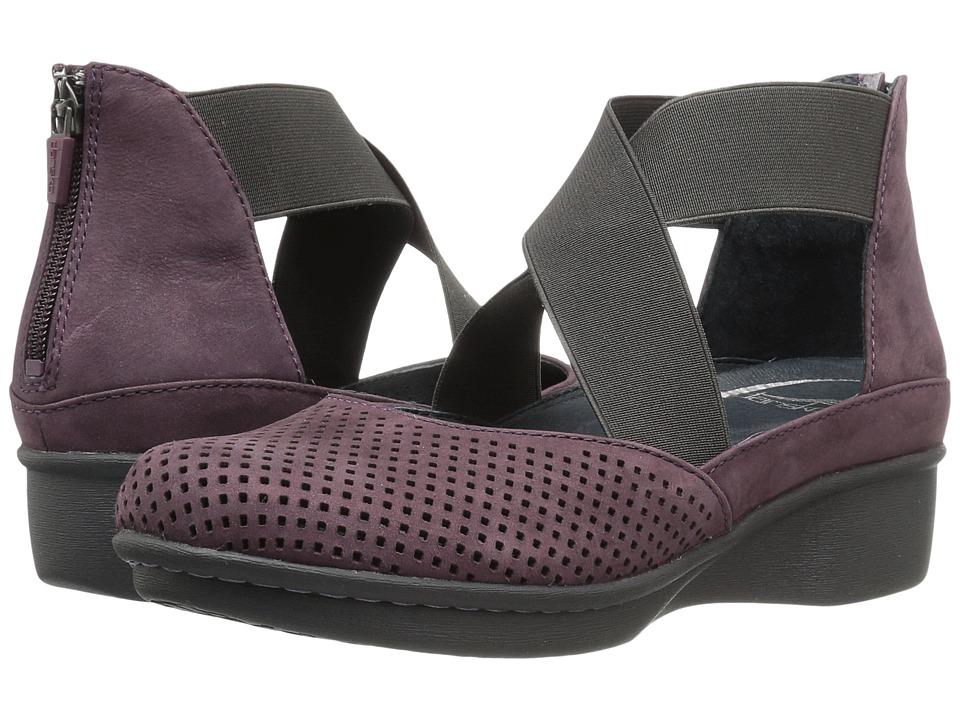 Dansko - Laura (Plum Nubuck) Women's Shoes