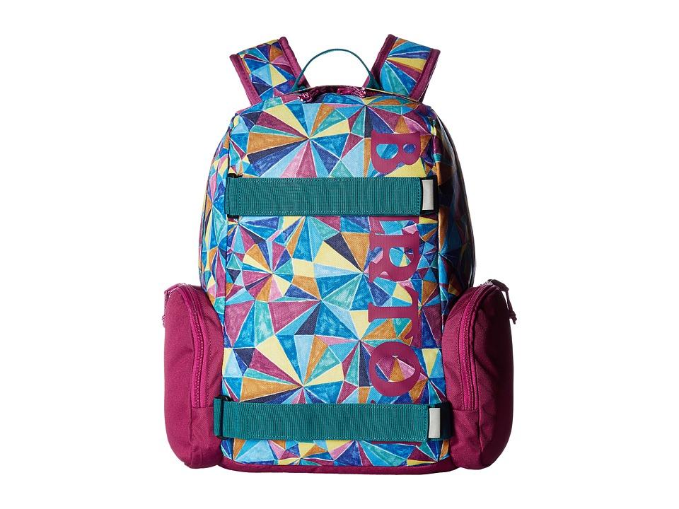 Burton - Emphasis Pack (Little Kid/Big Kid) (Polka Diamond Print) Backpack Bags