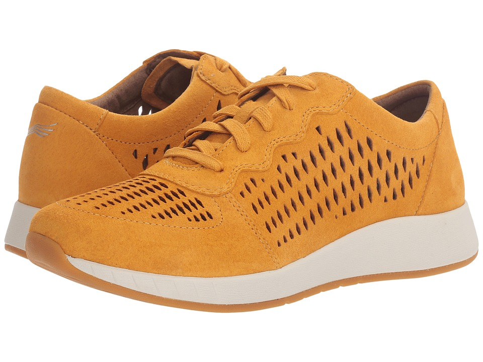 Dansko - Charlie (Mustard Suede) Women's Shoes