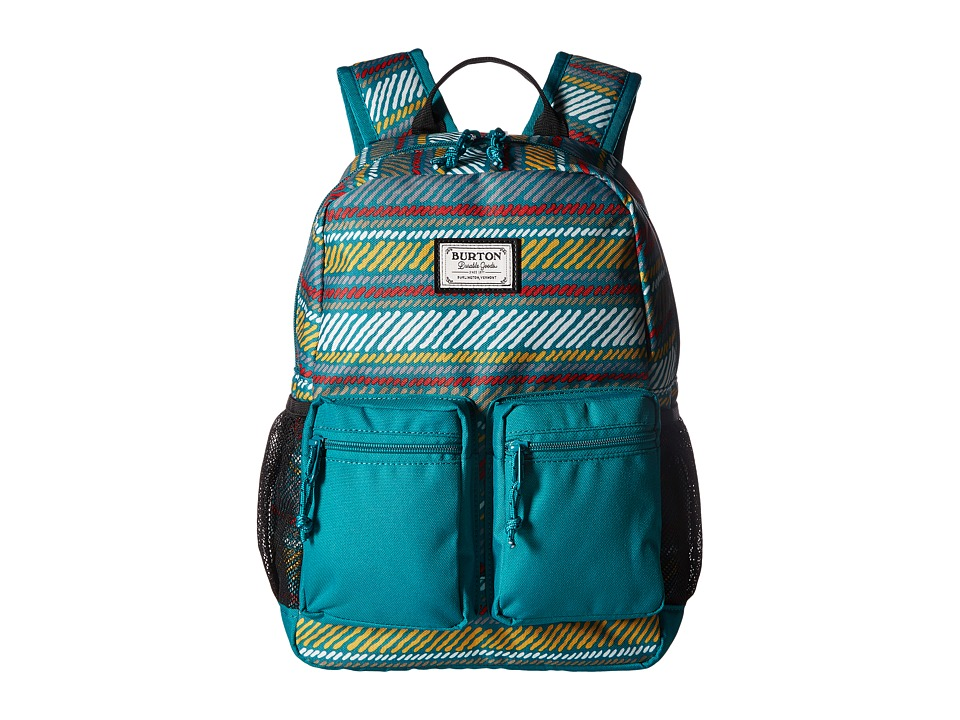 Burton - Gromlet Pack (Little Kid/Big Kid) (Paint Stripe Print) Backpack Bags