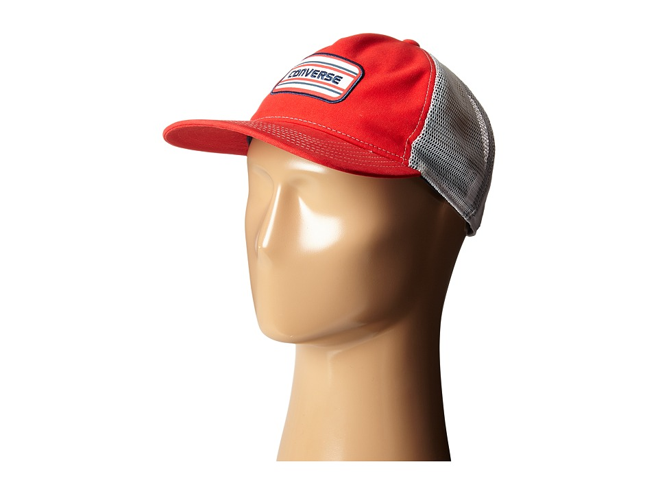 Converse - Americana Trucker (Red) Caps