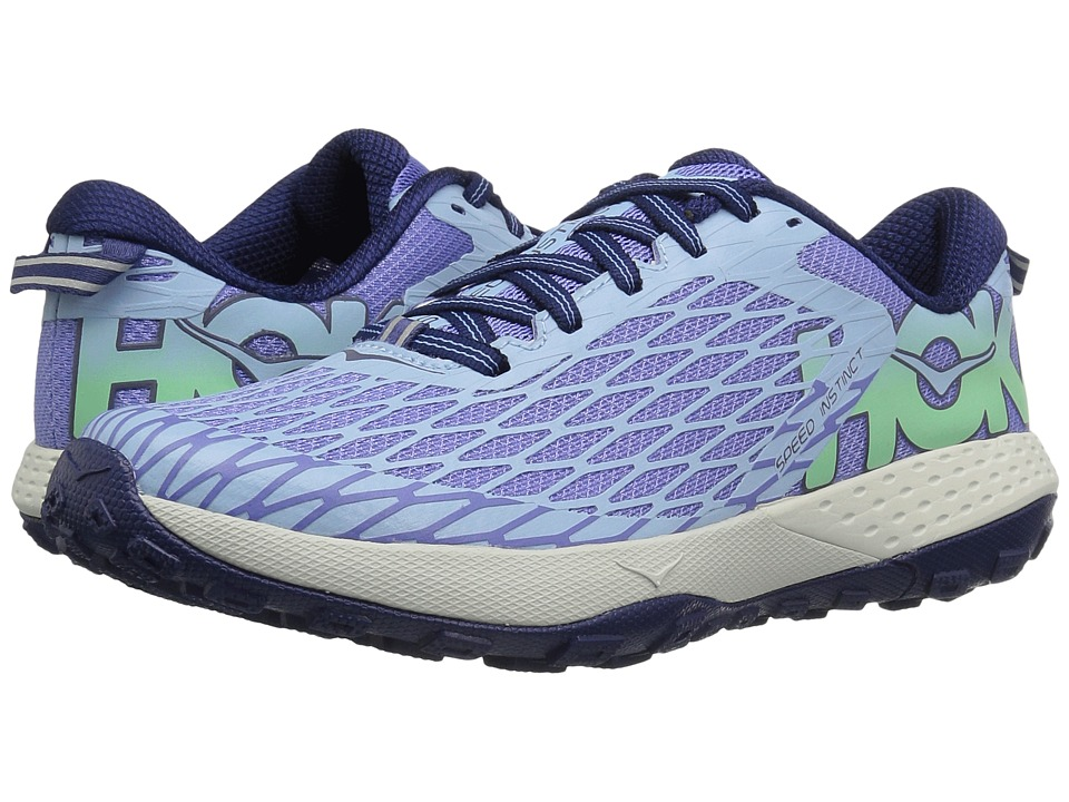 Hoka One One Speed Instinct (Persian Jewel/Spring Bud) Women