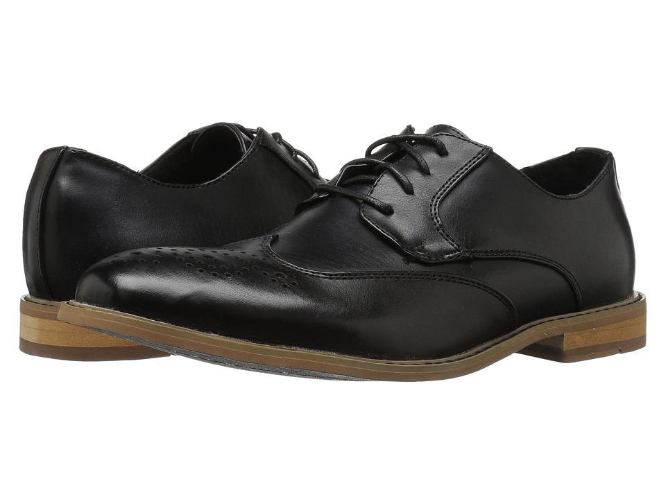 Deer Stags - Hampden (Black) Men's Shoes