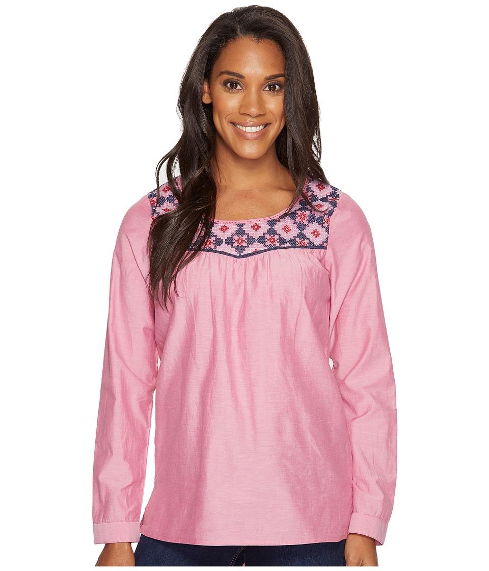 Mountain Khakis - Sunnyside Tunic Shirt (Wisteria) Women's Blouse